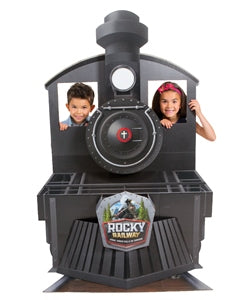 Rocky Railway Theme Display - 1210000313621