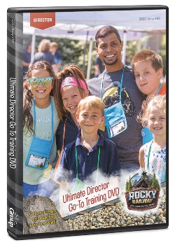 Ultimate Director Go-To Recruiting & Training DVD - 1210000313935