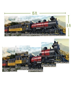 Giant Train Poster Pack (set of 5) - 1210000314222