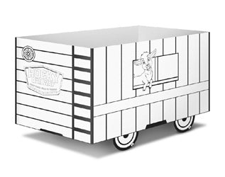 Preschool Billy Boxcars (pkg of 10) - 1210000314499