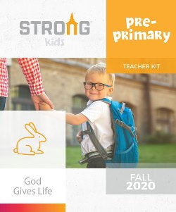 NKJV PrePrimary Teacher Kit - 1242N