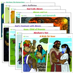 ABC2 Grades 2 - 5  Lesson Theme Posters Unit 4 - 15-4-108