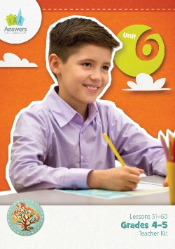ABC2 Grades 4 & 5 Teacher Kit Unit 6 - 16-1-120
