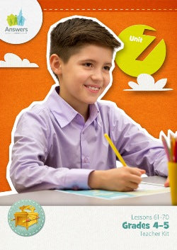 ABC2 Grades 4 & 5 Teacher Kit Unit 8 - 16-3-120
