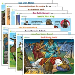 ABC2 Grades 2 - 5  Lesson Theme Posters Unit 8 - 16-3-108