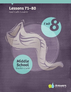 ABC2 Middle School (Gr 6-8) Teacher Guide Unit 8 - 16-3-131