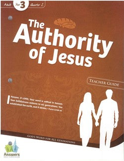 ABC The Authority of Jesus Adult Teacher Guide Y3-Q2 - 17-2-030