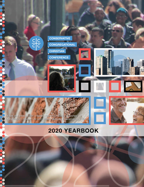 Conservative Congregational Christian Conference 2020 Yearbook