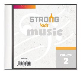 Strong Kids Music CD Volume 2 - 20998