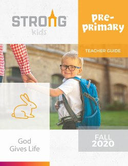 KJV PrePrimary Teacher Guide - 2300