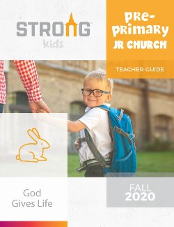 KJV PrePrimary Jr Church Teacher Guide - 2304