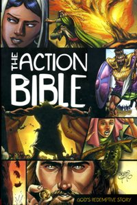 Action Bible - 9780781444996