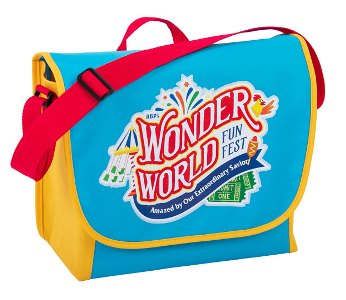 Wonder World Funfest VBS Starter Kit - KJV - 32700