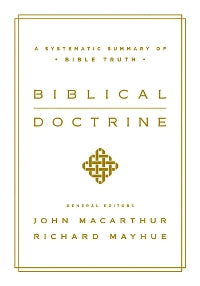 Biblical Doctrine - 9781433545917