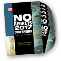 No Regrets Conference DVD 2017 - NRC2017