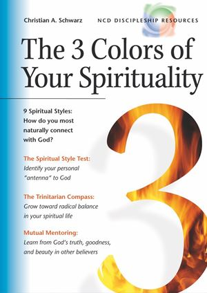 The 3 Colors of Your Spirituality - 1889638850
