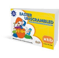 Easter Unscrambled - 9781873166895