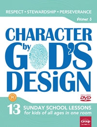 Character by God's Design Volume 3 - 9781470744809