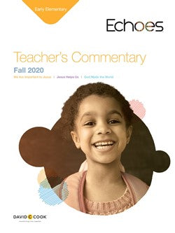 Early Elementary Teacher's Commentary - 5020-1