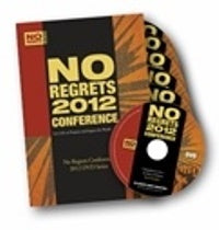 No Regrets Conference DVD 2012 - NRC2012