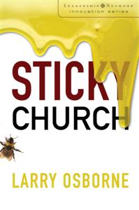 Sticky Church - 9780310285083