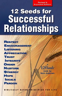 12 Seeds for Successful Relationships - 975384406