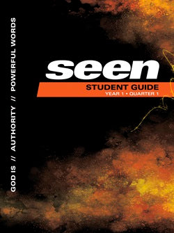 SEEN Teen Student Guide - 6275-1