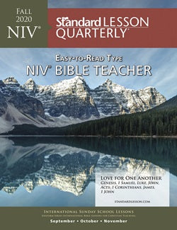 Adult NIV Bible Teacher - 6280-1