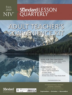 NIV Adult Teacher's Convenience Kit - 6286-1