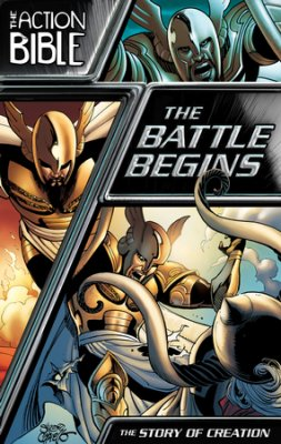 Action Bible - The Battle Begins - 9780781412438
