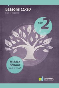 ABC2 Middle School (Gr 6-8) Student Guide Unit 2 - 15-2-132