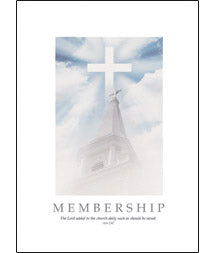 Membership Certificate Package of 6 - U2466
