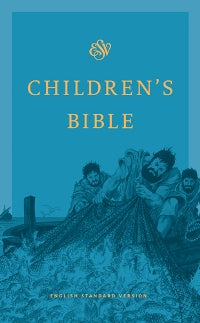 ESV Children's Bible (Blue) - 9781433547553