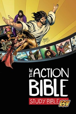 The ESV Action Study Bible - 9781434708717