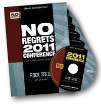 No Regrets Conference DVD 2011 - NRC2011