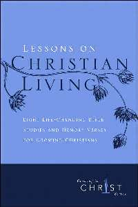 Lessons on Christian Living - 891091629