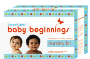 Baby Beginnings Kit - 9780830746743