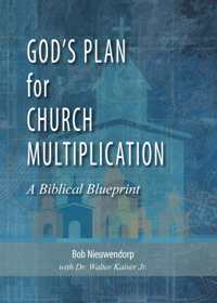 God's Plan for Church Multiplication - 9780911802412