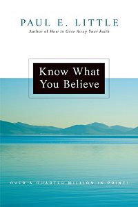Know What You Believe - Required Reading Bk 7 - 9780830834235