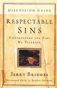 Respectable Sins Study Guide - 9781600062070