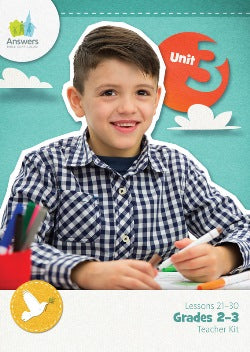 ABC2 Grades 2 & 3 Teacher Kit Unit 3 - 15-3-110