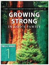 Growing Strong in God's Family, Book 1 Revised - 9781615216390