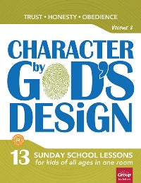 Character by God's Design Volume 2 - 9781470742171