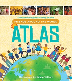 Friends Around the World Atlas - 9781496424211