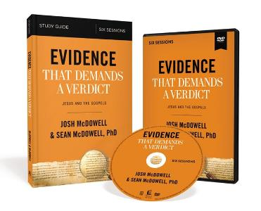 Evidence That Demands a Verdict DVD with Study Guide - 9780310096757