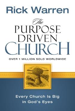 Purpose Driven Church - 9780310201069