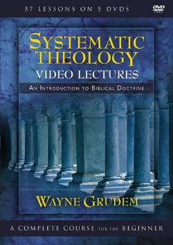 Systematic Theology Video Lectures DVD - 9780310531531