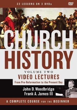 Church History DVD - Video Lectures Volume 2 - 9780310533900