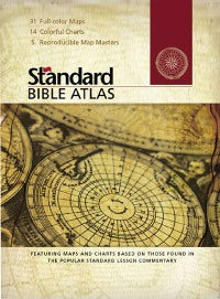 Standard Bible Atlas - 9780784718728