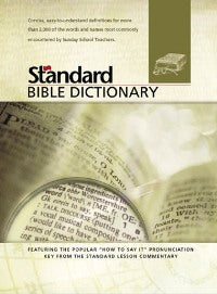 Standard Bible Dictionary - 9780784718735